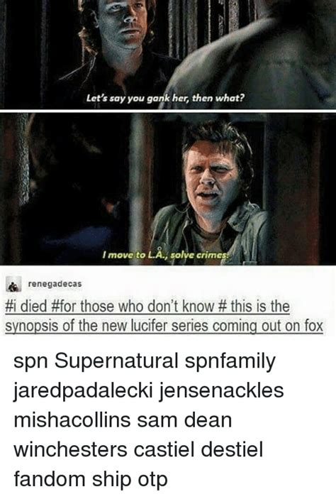 Lucifer Meme - supernatural lucifer memes www imgkid com the image