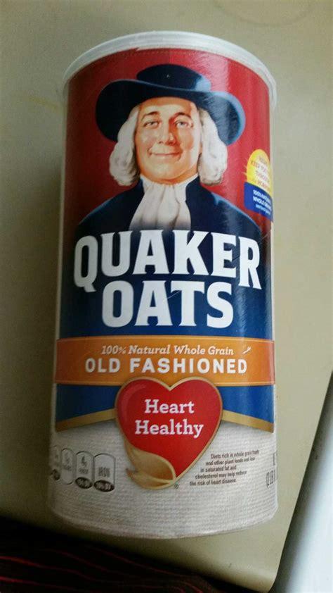 whole grain quaker oats quaker oats 100 whole grain fashioned 2 lb