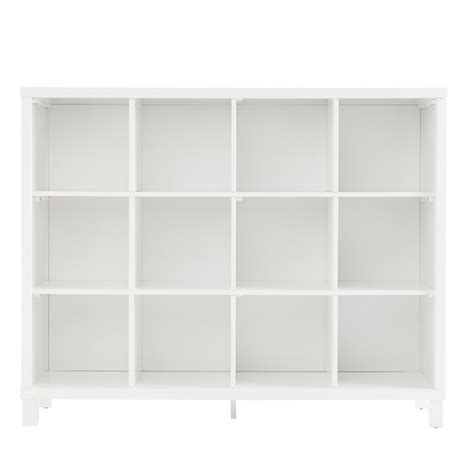 white two shelf bookcase cube bookcase white best home design 2018