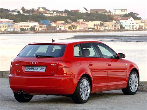 Audi A3 Sportback Reifengröße by Audi A3 Sportback Specs 2004 2005 2006 2007 2008
