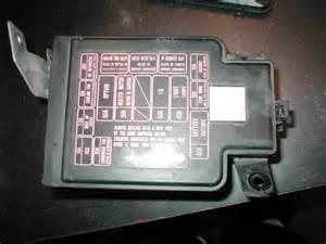 1993 Honda Civic Fuse Box Find 1992 1993 1994 1995 Honda Civic Fuse Box