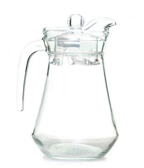 Luminarc Teko Arc Jug 1 L luminarc 1 3 l arc jug with lid buy at best price