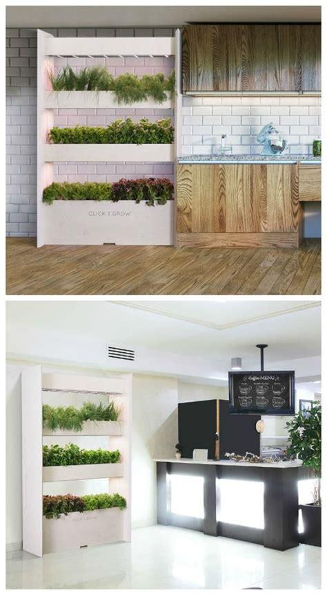 click grow wall farm indoor vertical garden indoor