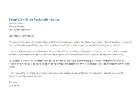 how to write an immediate resignation letter how to write a resignation letter with immediate effect 7