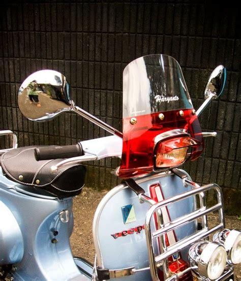 Modifikasi Vespa Model Harley by Motor Vespa Tua Modif Motor Modif Contest Trend