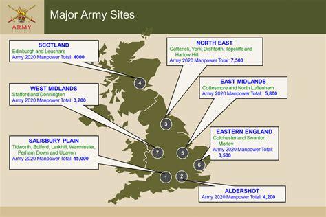 British Army barracks in Germany