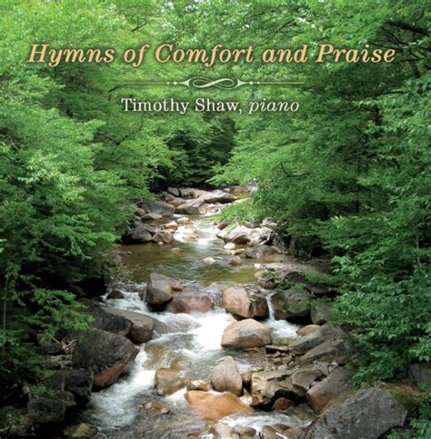 Hymns Of Comfort by Hymns Of Comfort And Praise Sle Track Shaw