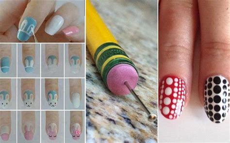 what are the different nail tools and supplies a