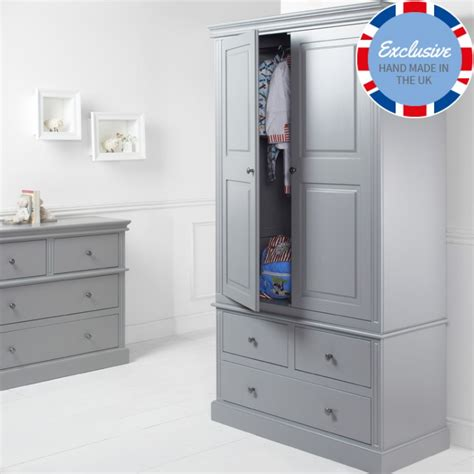 boys bedroom wardrobes archie 2 door 3 drawer wardrobe boys wardrobes kids