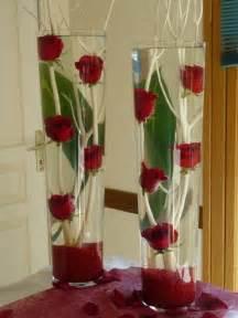 des roses de l eau des branches blanche une