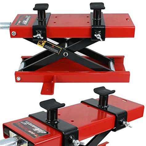 Best Deals   Super Deal 1100 LB Mini Scissor Lift Jack ATV