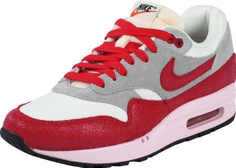 nike air max 1 vntg w shoes pink grey