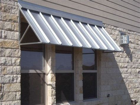 Awnings Metal by 25 Best Ideas About Metal Awning On Front
