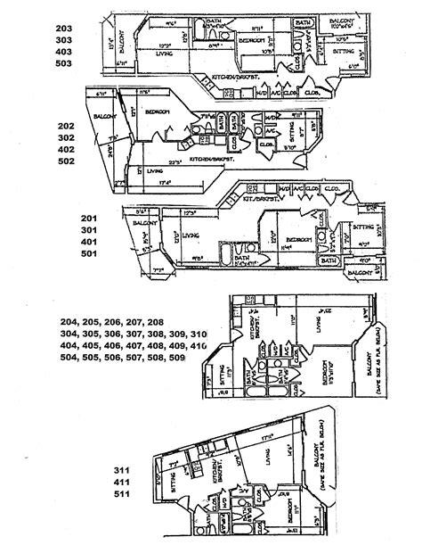 unit floor plans vistas on the gulf liberte managment group