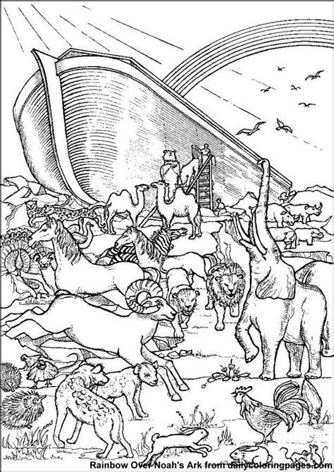 bible verse with noah and the ark coloring pages noahs ark bible coloring sheets christian coloring pages
