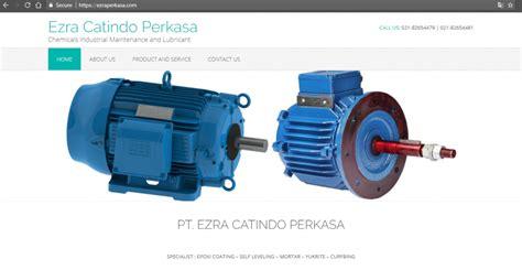 jaya induction electric pt ezra catindo perkasa jasa seo jasa pembuatan website digital karawang