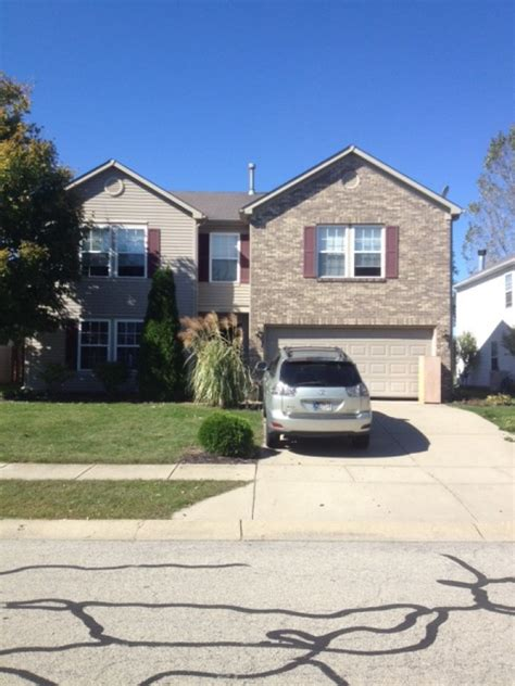 large 3 bedroom 2 5 bath home for rent in fishers