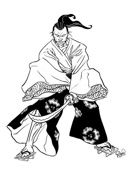 tribal samurai tattoo samurai by casagrande on deviantart
