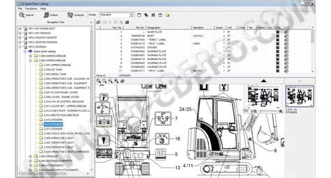 Truck Construction Code Mrcs 0375 terex crawler excavator hr11 hr12 hr13 hr14 hr16 hr18 parts catalogue