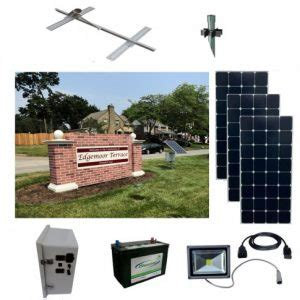 solar power light kit sun in one new led solar light power kit products
