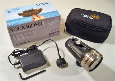 light and motion sola 1200 review light motion sola 1200 video presentation