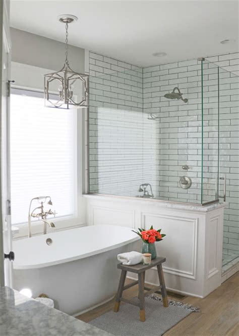 white bathroom remodel ideas showing s home from thrifty decor
