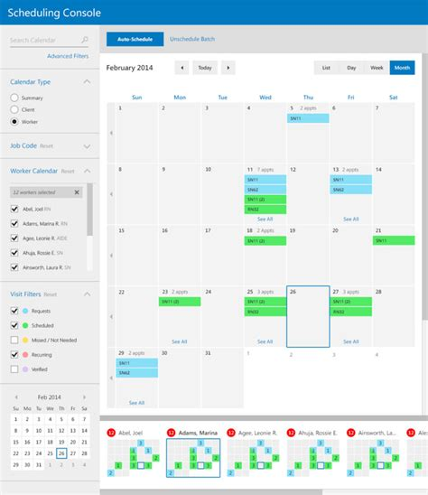 home care scheduling software simplify agency scheduling
