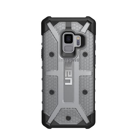 Uag Armor Gear Composite Plasma Series For Samsung Galaxy 5 uag samsung galaxy s9 plasma composite rugged clear black lx2001 mobile phone