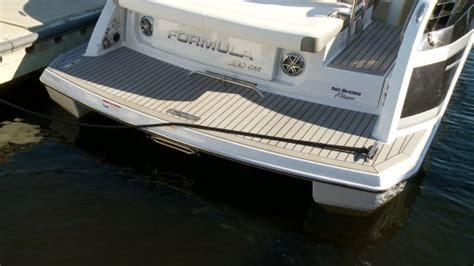 formula boats swim platform formula 330 crossover bowrider 2015 2015 reviews
