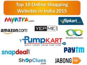 Best Online Shopping Sites In India Top 10 List » Home Design 2017