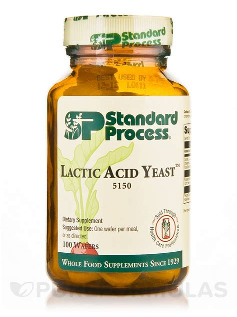 How To Detox Lactic Acid by Standard Process Vitamins