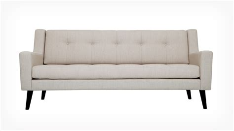 couch sofa elise sofa fabric eq3 modern furniture