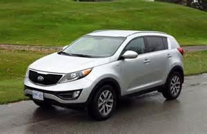 Kia Suv 2015 Suv Review 2015 Kia Sportage Ex Driving