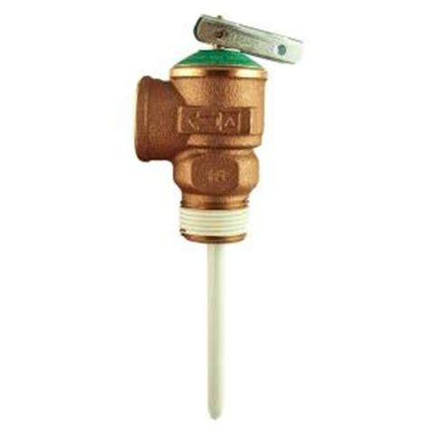 Outdoor Faucet Pressure Relief Valve by Acme 3 4 In Bronze Nclx Temperature And Pressure