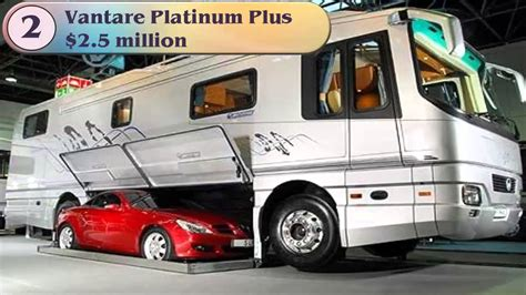 the most biggest rv in the world top 5 most expensive motorhomes rv recreational vehicles