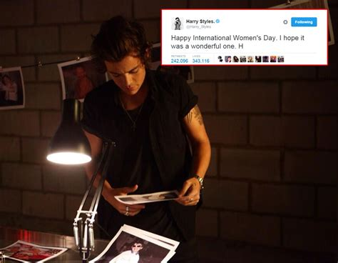 bio harry styles twitter the most popular uk celebrities on twitter photo 1