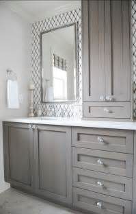 Bathroom Cabinet Paint Color Ideas by Give Your Bathroom A Budget Freindly Makeover Confettistyle