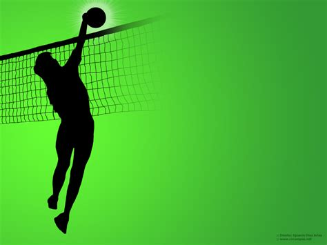 volleyball themes for powerpoint free volleyball wallpapers and backgrounds wallpapersafari