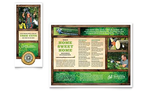 Free Tree Service Flyer Templates