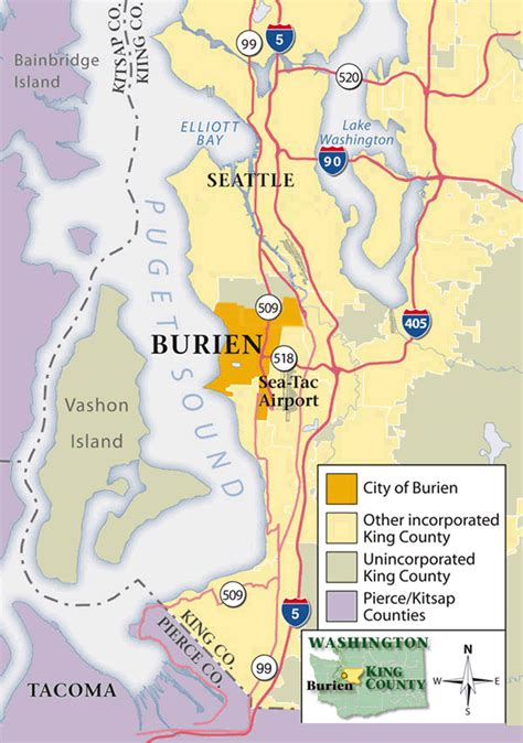 burien wa official website easy access