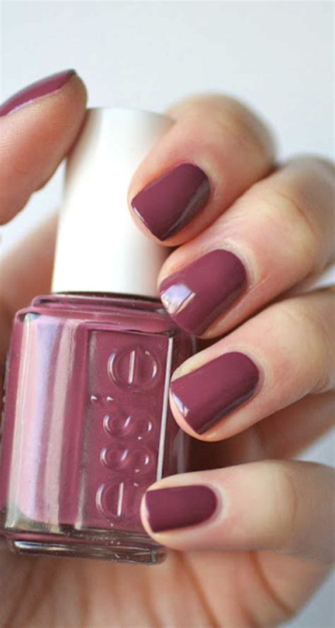 essie colors best 25 fall nail ideas on fall nail