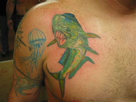 mahi mahi tattoo 11 mahi mahi tribal mahi by wrxtacy on