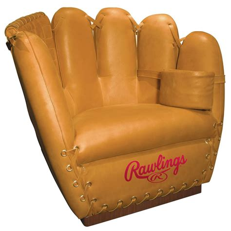 Rawlings Baseball Chair by Baseball Glove Pictures Clipart Best