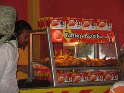 membuka usaha fried chicken paket resto van java fried chicken
