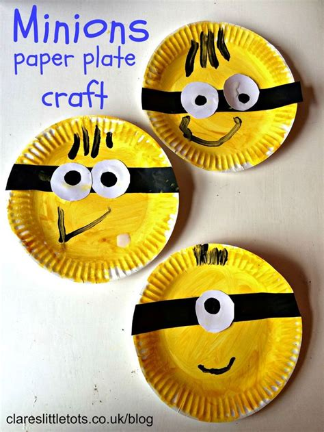 Paper Plate Arts And Crafts For - 793 best paper plate images on diy
