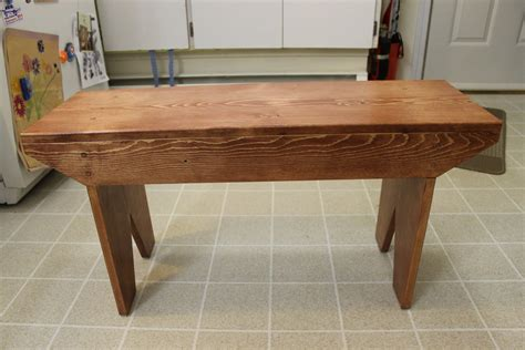 five board bench 5 board bench by markswoodcraft lumberjocks com
