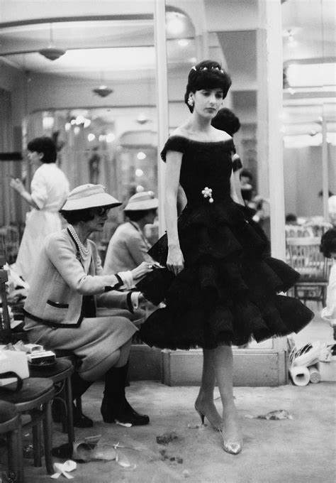 the first collection of chatter busy best coco chanel quotes