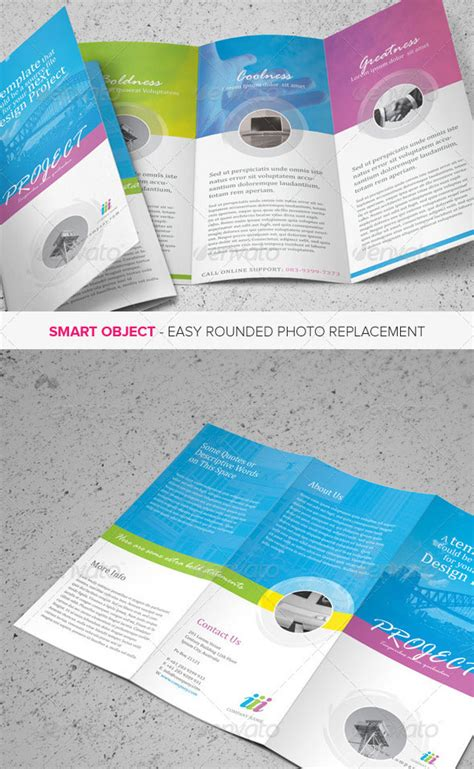 awesome brochure templates 34 awesome psd brochure design templates web