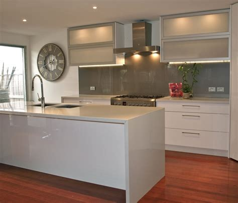 Kitchen Backsplash Panel by Glass Splashbacks In Melbourne The Splashback Company