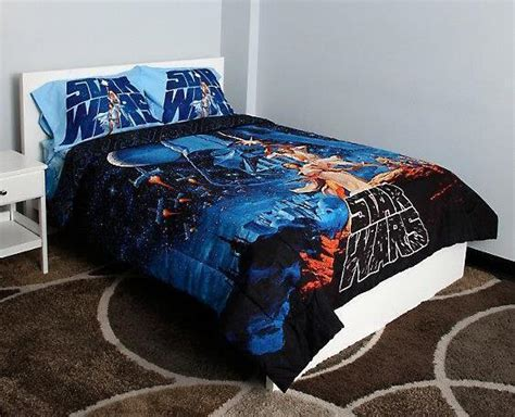 star wars queen bedding star wars licensed queen size quot new hope quot movie poster